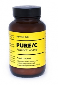 Pure/C Powder 1000mg